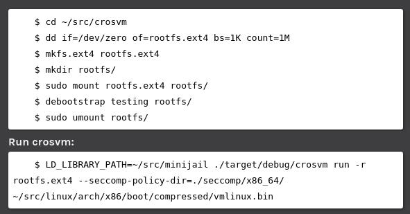 Quick hack: Building ChromiumOS for QEMU